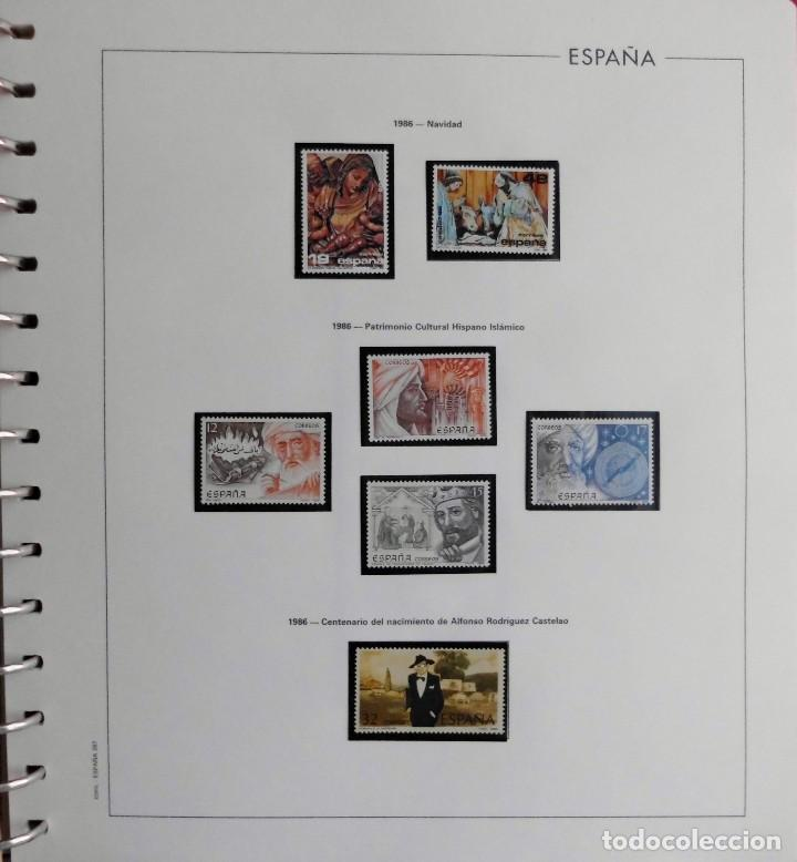 Sellos: COLECCIÓN ALBUM DE SELLOS ESPAÑA 1965 A 1973, 1974 A 1983 y 1984 A 1989, NUEVOS SIN FIJASELLOS ** - Foto 154 - 66903418