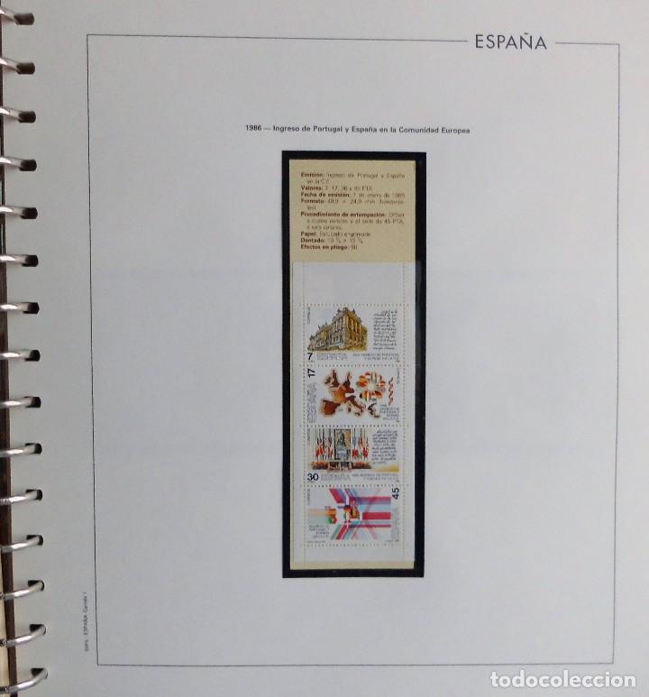 Sellos: COLECCIÓN ALBUM DE SELLOS ESPAÑA 1965 A 1973, 1974 A 1983 y 1984 A 1989, NUEVOS SIN FIJASELLOS ** - Foto 155 - 66903418