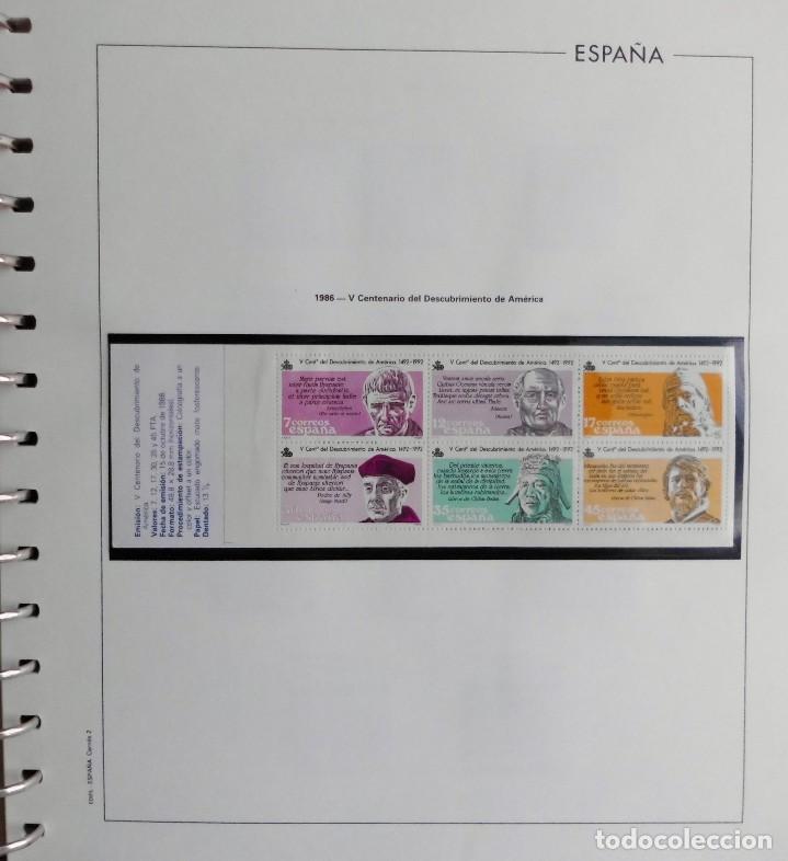 Sellos: COLECCIÓN ALBUM DE SELLOS ESPAÑA 1965 A 1973, 1974 A 1983 y 1984 A 1989, NUEVOS SIN FIJASELLOS ** - Foto 156 - 66903418
