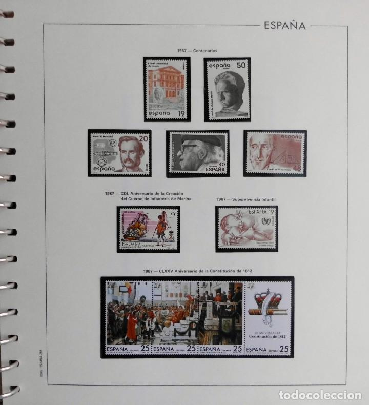 Sellos: COLECCIÓN ALBUM DE SELLOS ESPAÑA 1965 A 1973, 1974 A 1983 y 1984 A 1989, NUEVOS SIN FIJASELLOS ** - Foto 159 - 66903418