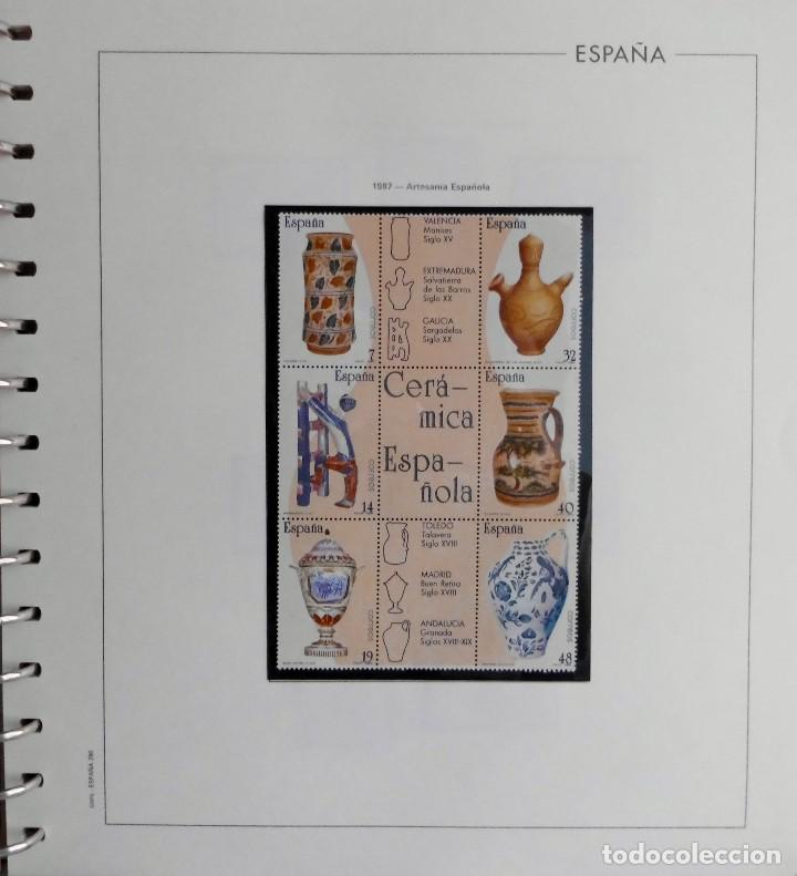 Sellos: COLECCIÓN ALBUM DE SELLOS ESPAÑA 1965 A 1973, 1974 A 1983 y 1984 A 1989, NUEVOS SIN FIJASELLOS ** - Foto 160 - 66903418