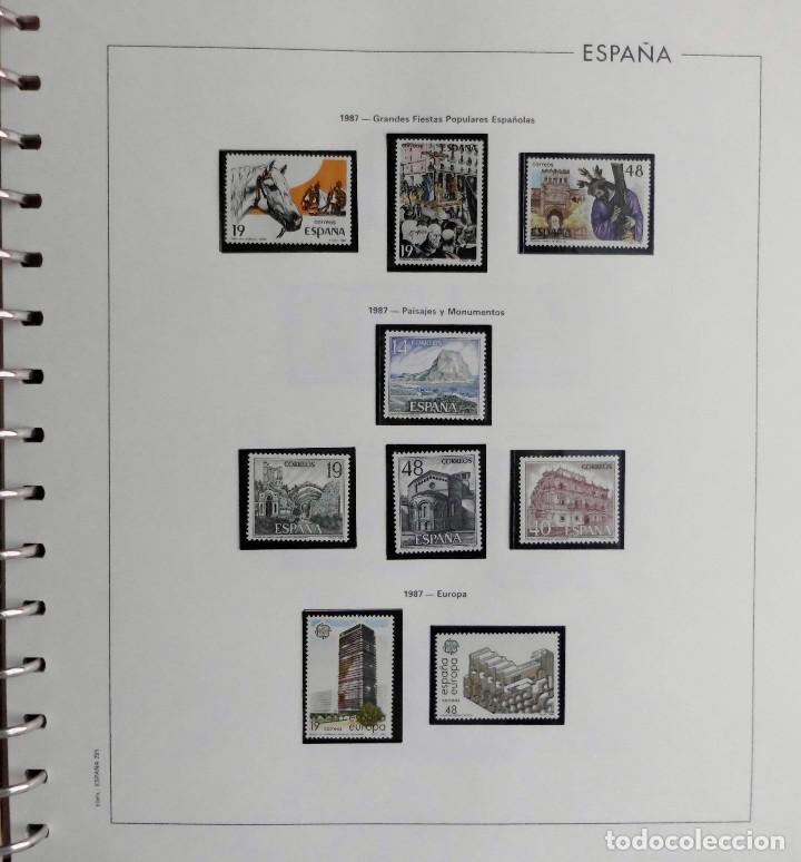 Sellos: COLECCIÓN ALBUM DE SELLOS ESPAÑA 1965 A 1973, 1974 A 1983 y 1984 A 1989, NUEVOS SIN FIJASELLOS ** - Foto 161 - 66903418