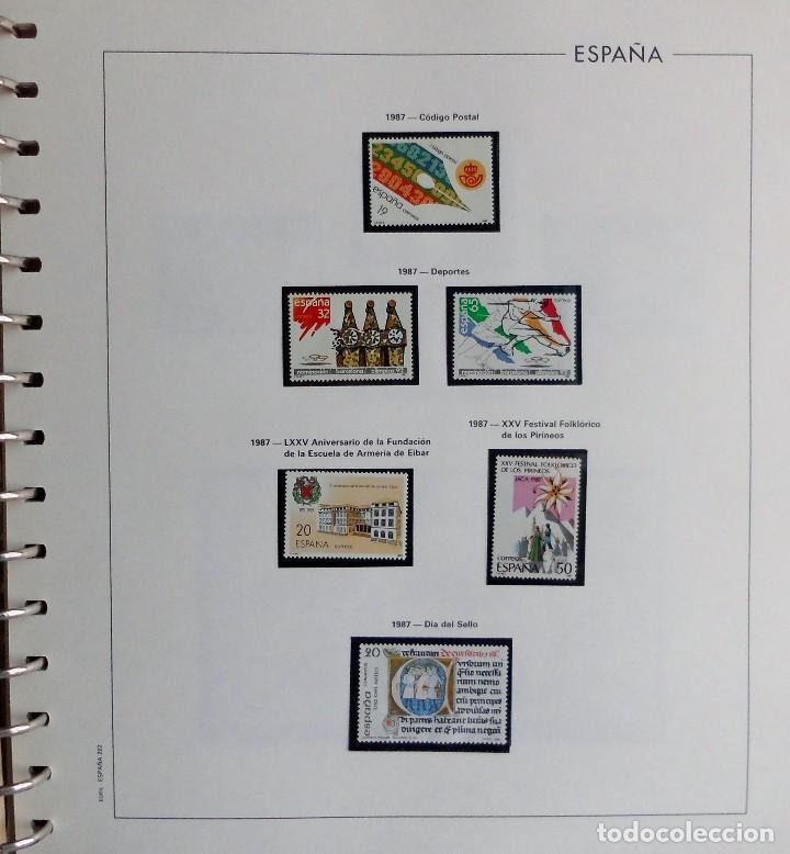 Sellos: COLECCIÓN ALBUM DE SELLOS ESPAÑA 1965 A 1973, 1974 A 1983 y 1984 A 1989, NUEVOS SIN FIJASELLOS ** - Foto 162 - 66903418