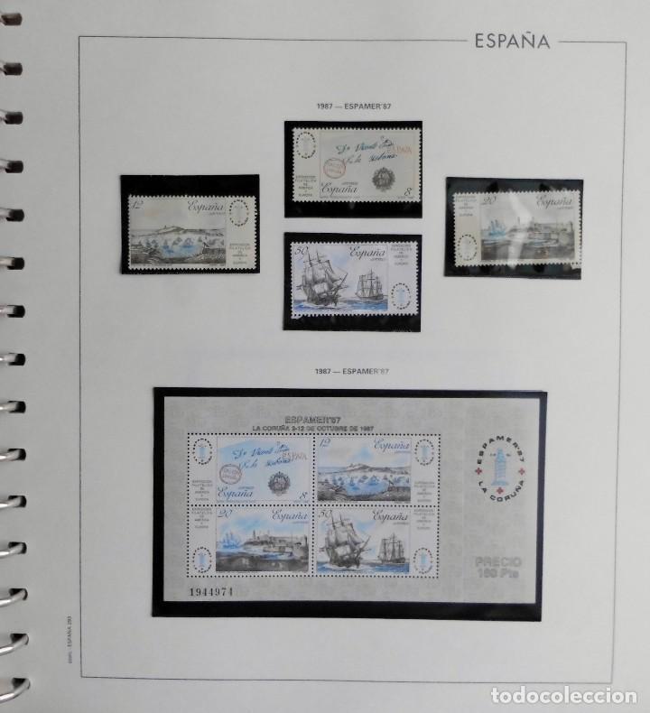 Sellos: COLECCIÓN ALBUM DE SELLOS ESPAÑA 1965 A 1973, 1974 A 1983 y 1984 A 1989, NUEVOS SIN FIJASELLOS ** - Foto 163 - 66903418
