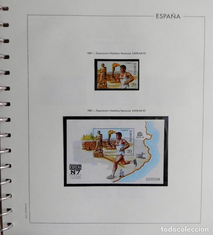 Sellos: COLECCIÓN ALBUM DE SELLOS ESPAÑA 1965 A 1973, 1974 A 1983 y 1984 A 1989, NUEVOS SIN FIJASELLOS ** - Foto 164 - 66903418
