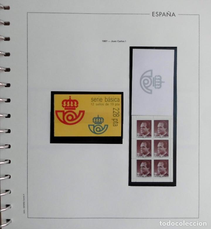 Sellos: COLECCIÓN ALBUM DE SELLOS ESPAÑA 1965 A 1973, 1974 A 1983 y 1984 A 1989, NUEVOS SIN FIJASELLOS ** - Foto 166 - 66903418