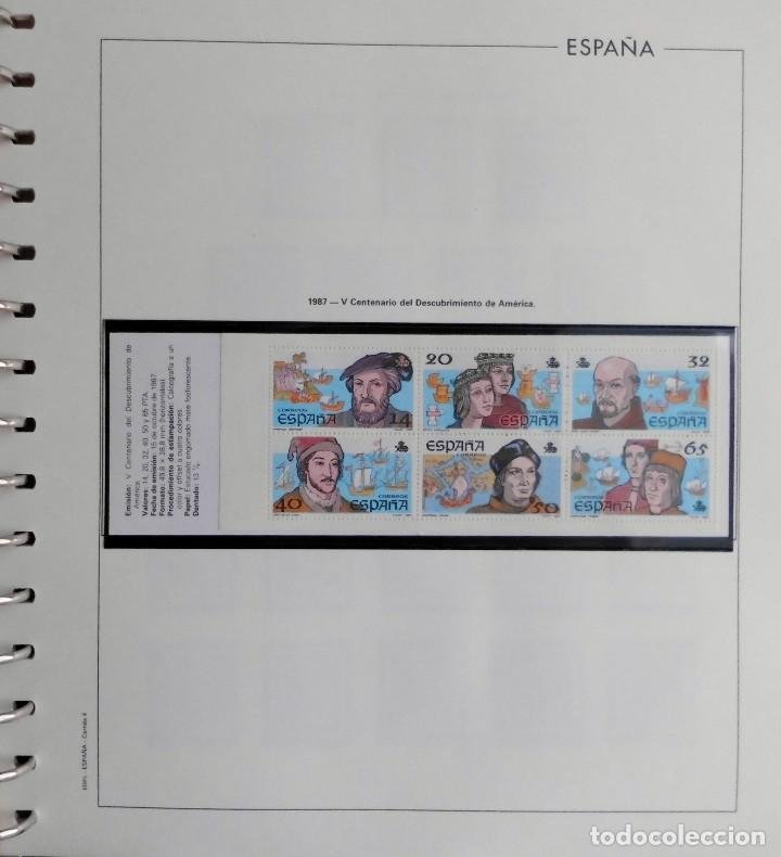 Sellos: COLECCIÓN ALBUM DE SELLOS ESPAÑA 1965 A 1973, 1974 A 1983 y 1984 A 1989, NUEVOS SIN FIJASELLOS ** - Foto 167 - 66903418