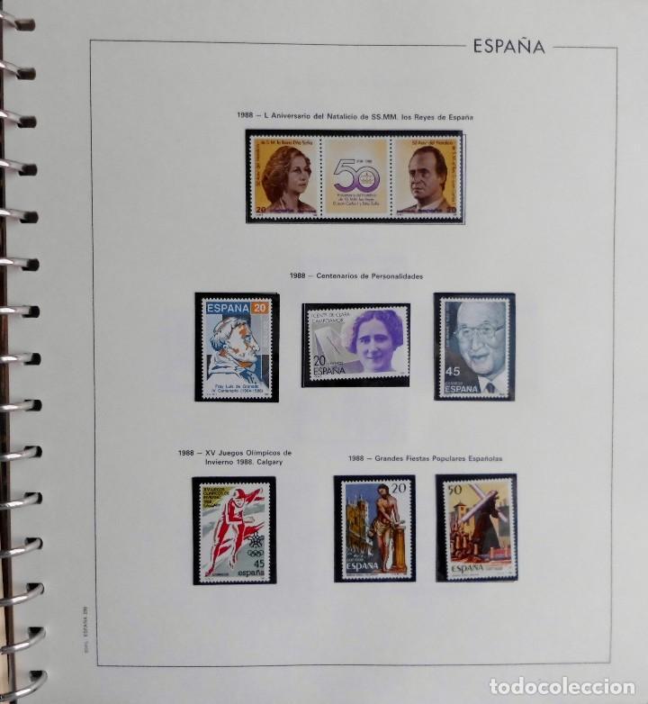 Sellos: COLECCIÓN ALBUM DE SELLOS ESPAÑA 1965 A 1973, 1974 A 1983 y 1984 A 1989, NUEVOS SIN FIJASELLOS ** - Foto 169 - 66903418