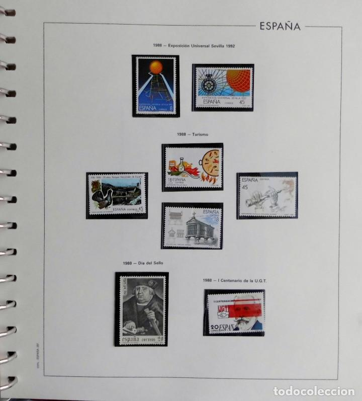 Sellos: COLECCIÓN ALBUM DE SELLOS ESPAÑA 1965 A 1973, 1974 A 1983 y 1984 A 1989, NUEVOS SIN FIJASELLOS ** - Foto 170 - 66903418