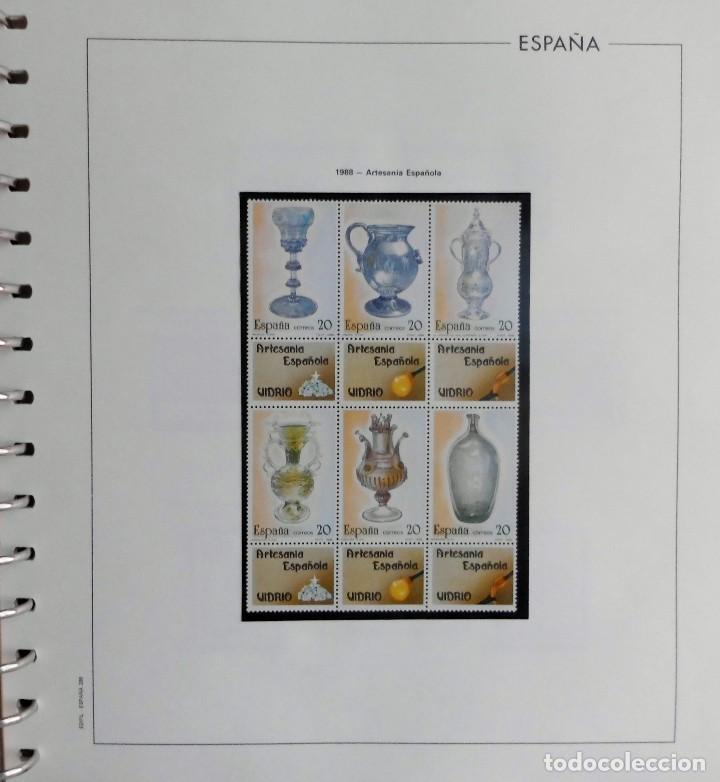 Sellos: COLECCIÓN ALBUM DE SELLOS ESPAÑA 1965 A 1973, 1974 A 1983 y 1984 A 1989, NUEVOS SIN FIJASELLOS ** - Foto 171 - 66903418
