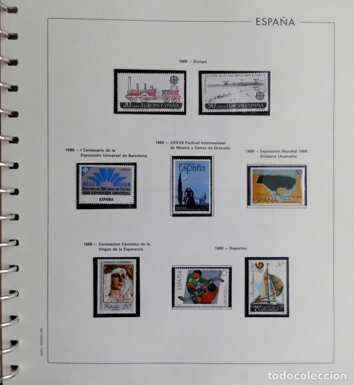 Sellos: COLECCIÓN ALBUM DE SELLOS ESPAÑA 1965 A 1973, 1974 A 1983 y 1984 A 1989, NUEVOS SIN FIJASELLOS ** - Foto 172 - 66903418