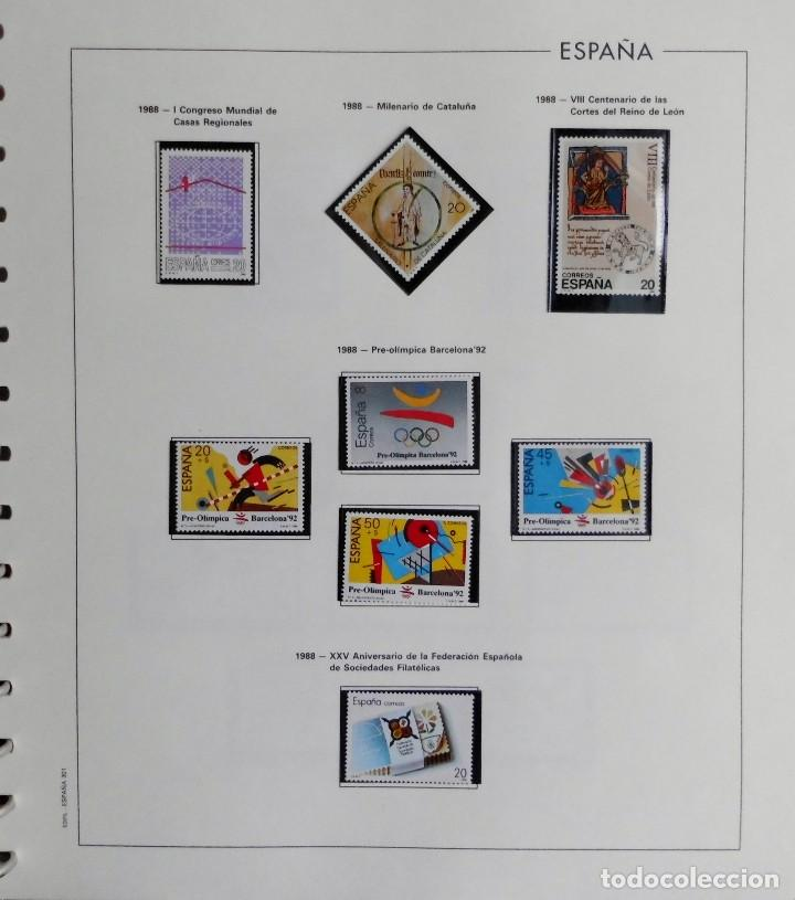 Sellos: COLECCIÓN ALBUM DE SELLOS ESPAÑA 1965 A 1973, 1974 A 1983 y 1984 A 1989, NUEVOS SIN FIJASELLOS ** - Foto 174 - 66903418
