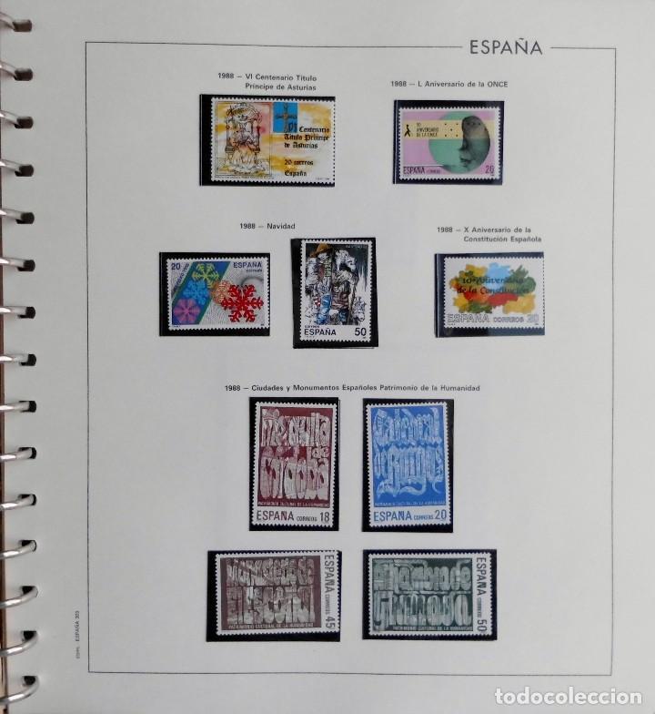 Sellos: COLECCIÓN ALBUM DE SELLOS ESPAÑA 1965 A 1973, 1974 A 1983 y 1984 A 1989, NUEVOS SIN FIJASELLOS ** - Foto 176 - 66903418