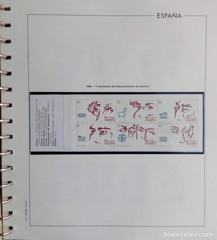Sellos: COLECCIÓN ALBUM DE SELLOS ESPAÑA 1965 A 1973, 1974 A 1983 y 1984 A 1989, NUEVOS SIN FIJASELLOS ** - Foto 178 - 66903418
