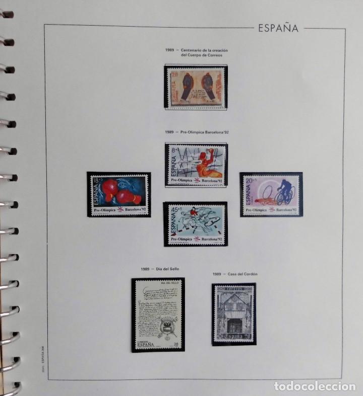 Sellos: COLECCIÓN ALBUM DE SELLOS ESPAÑA 1965 A 1973, 1974 A 1983 y 1984 A 1989, NUEVOS SIN FIJASELLOS ** - Foto 180 - 66903418