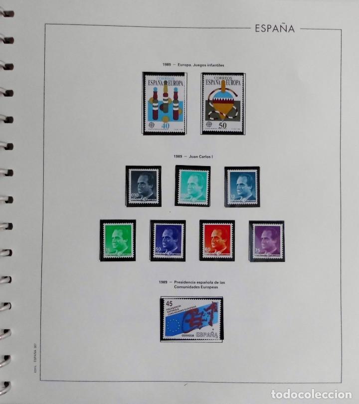Sellos: COLECCIÓN ALBUM DE SELLOS ESPAÑA 1965 A 1973, 1974 A 1983 y 1984 A 1989, NUEVOS SIN FIJASELLOS ** - Foto 181 - 66903418