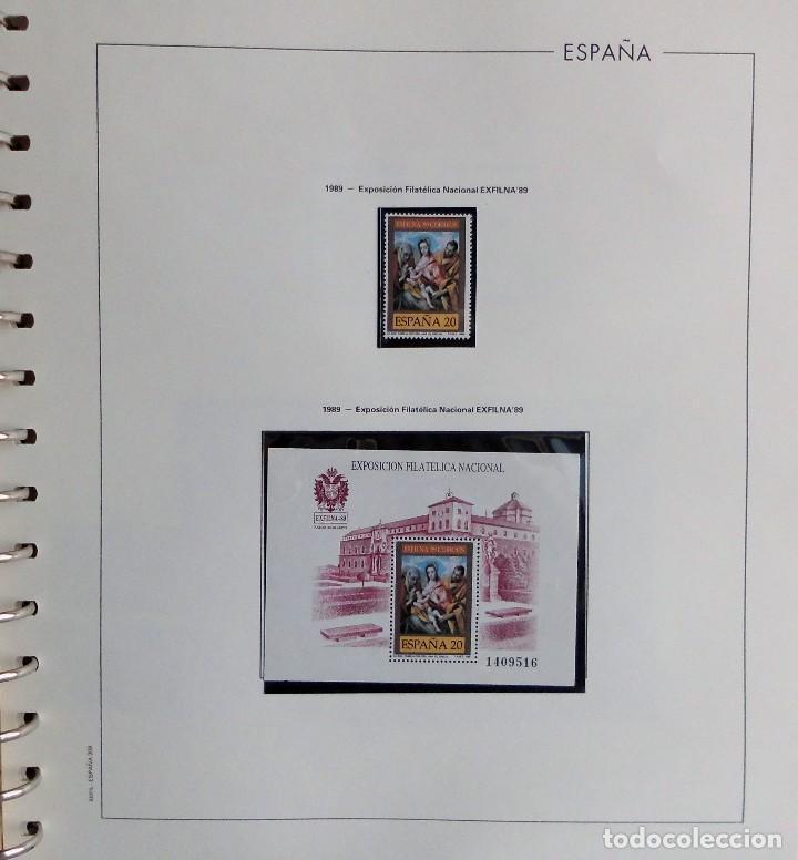 Sellos: COLECCIÓN ALBUM DE SELLOS ESPAÑA 1965 A 1973, 1974 A 1983 y 1984 A 1989, NUEVOS SIN FIJASELLOS ** - Foto 182 - 66903418
