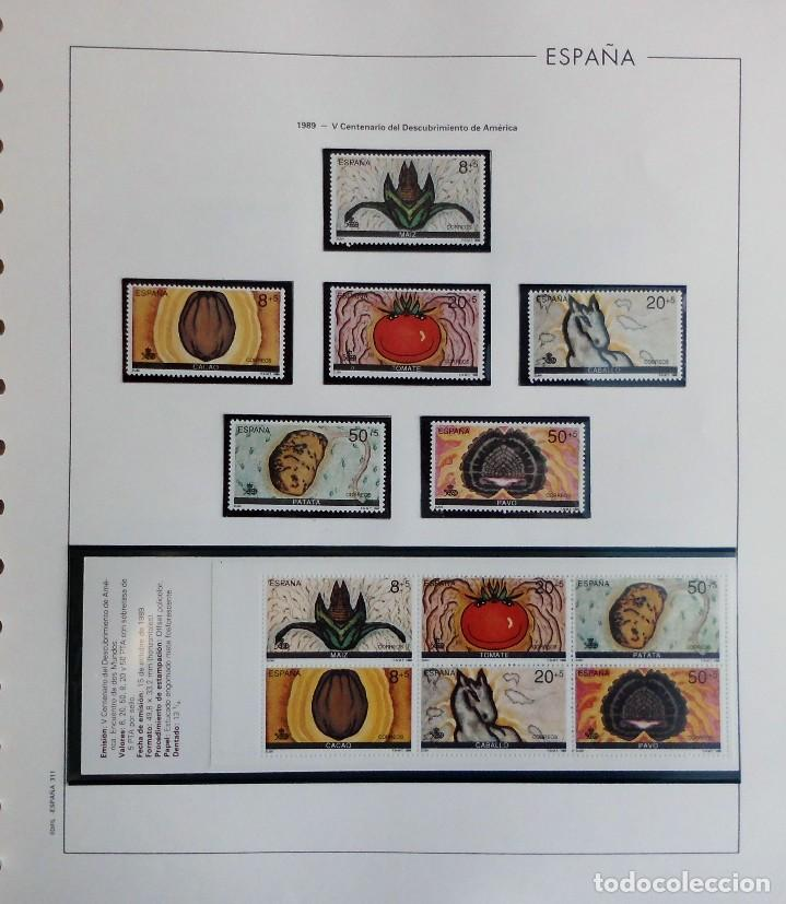 Sellos: COLECCIÓN ALBUM DE SELLOS ESPAÑA 1965 A 1973, 1974 A 1983 y 1984 A 1989, NUEVOS SIN FIJASELLOS ** - Foto 185 - 66903418