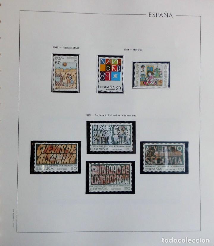 Sellos: COLECCIÓN ALBUM DE SELLOS ESPAÑA 1965 A 1973, 1974 A 1983 y 1984 A 1989, NUEVOS SIN FIJASELLOS ** - Foto 186 - 66903418