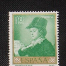 Sellos: USADO - EDIFIL 1217 - SPAIN 1958 /M. Lote 141720364
