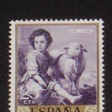 Sellos: USADO - EDIFIL 1270 - SPAIN 1960 /M. Lote 147239533