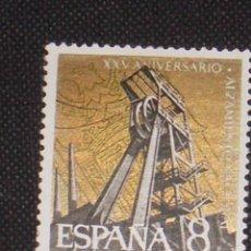 Sellos: USADO - EDIFIL 1363 - SPAIN 1961 /M. Lote 141834336