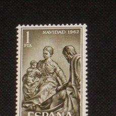 Timbres: USADO - EDIFIL 1478 - SPAIN 1962 NAVIDAD /M. Lote 210594232
