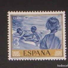 Sellos: USADO - EDIFIL 1573 - SPAIN 1964 JOAQUIN SOROLLA /M. Lote 141718941