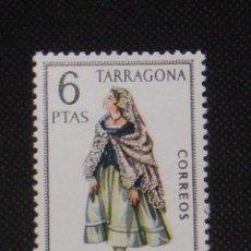 Selos: USADO - EDIFIL 1958 - SPAIN 1970 TRAJE TARRAGONA /M. Lote 198532181