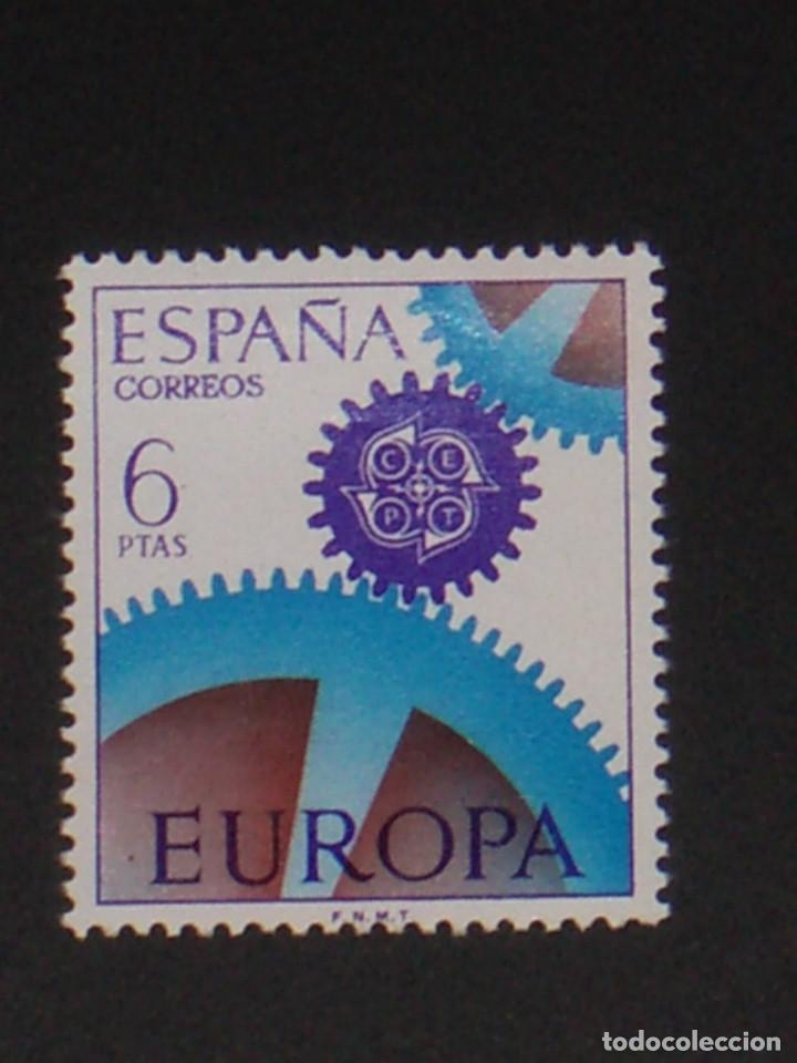 USADO - EDIFIL 1796 - SPAIN 1967 EUROPA CEPT /M (Sellos - España - II Centenario De 1.950 a 1.975 - Usados)