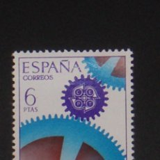 Sellos: USADO - EDIFIL 1796 - SPAIN 1967 EUROPA CEPT /M. Lote 103838719