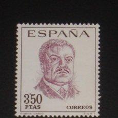 Sellos: USADO - EDIFIL 1832 - SPAIN 1967 CENTENARIO CELEBRIDADES /M. Lote 103838659