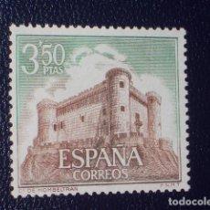 Sellos: USADO - EDIFIL 1979 - SPAIN 1970 CASTILLO DE ESPAÑA /M. Lote 141720412