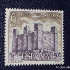 Sellos: USADO - EDIFIL 1980 - SPAIN 1970 CASTILLO DE ESPAÑA /M. Lote 141720424