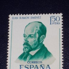 Sellos: USADO - EDIFIL 1992 - SPAIN 1970 LITERATOS ESPAÑOLES /M. Lote 141720438