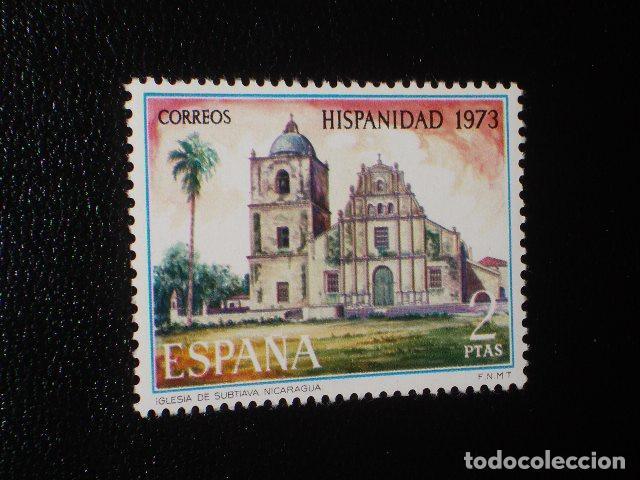 USADO - EDIFIL 2155 - SPAIN 1973 HISPANIDAD /M (Sellos - España - II Centenario De 1.950 a 1.975 - Usados)