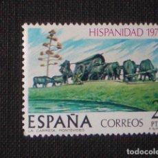 Sellos: USADO - EDIFIL 2294 - SPAIN 1975 HISPANIDAD /M. Lote 141834452