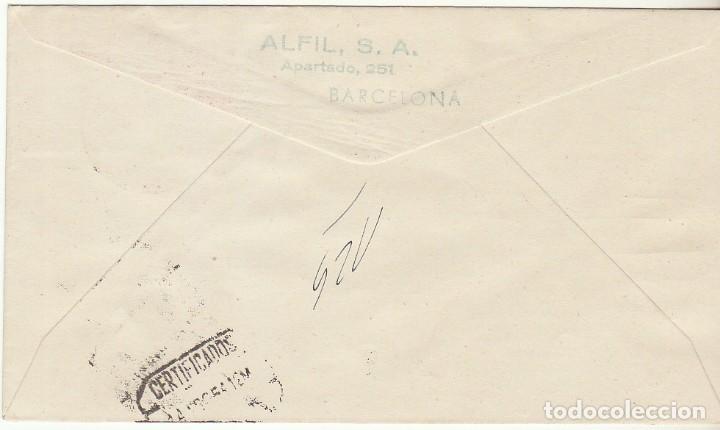 Sellos: EXPOSICIÓN FILATÉLICA : MOYA (BARCELONA). 1954. - Foto 2 - 72008659