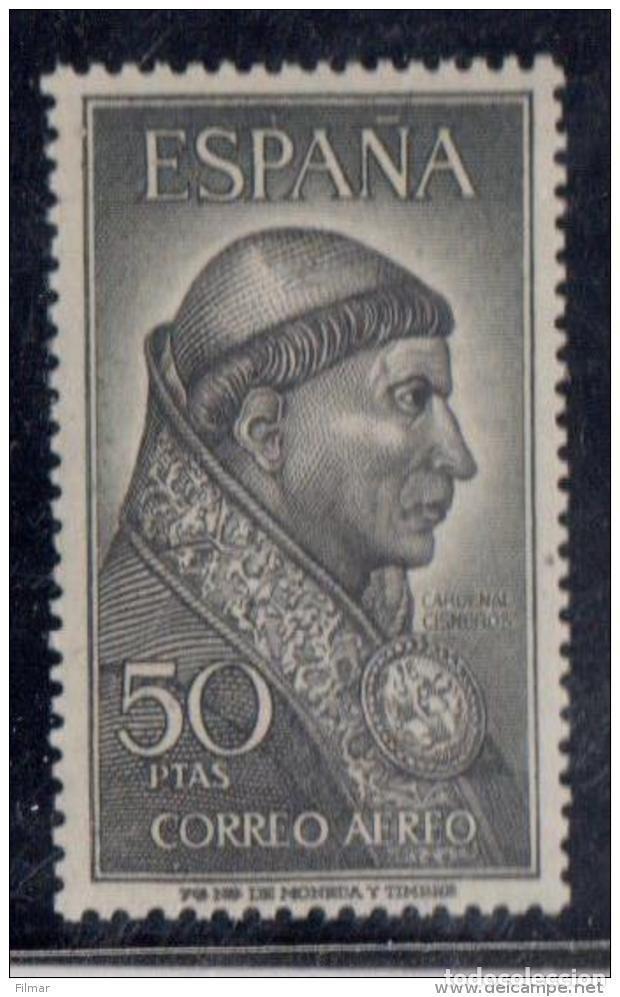 ESPAÑA SPAIN AÑO YEAR 1963 EDIFIL Nº 1539 ** MNH - PERSONAJES - 50 PTAS (Sellos - España - II Centenario De 1.950 a 1.975 - Nuevos)