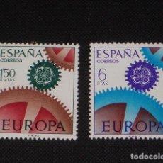 Timbres: NUEVO - EDIFIL 1795/1796 SIN FIJASELLOS - SPAIN 1967 MNH - EUROPA /M. Lote 141834528