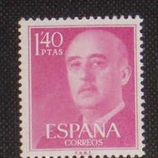 Timbres: NUEVO - EDIFIL 1154 SIN FIJASELLOS - SPAIN 1955/1956 MNH - GENERAL FRANCO /M. Lote 233759390