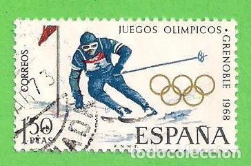 Edifil 1851 X Juegos Olimpicos De Invierno En Comprar Sellos