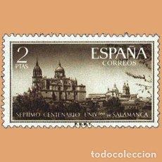 Sellos: USADO - EDIFIL 1128 - SPAIN 1953 /M. Lote 147239792