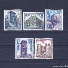 Sellos: EDIFIL 2676-2680 PAISAJES Y MONUMENTOS 1982 (SERIE COMPLETA). MNH **. Lote 92213123