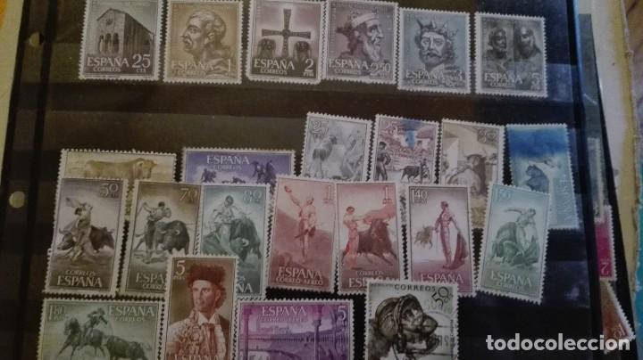 SELLOS ESPAÑA (Sellos - España - II Centenario De 1.950 a 1.975 - Usados)