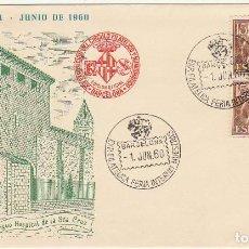 Sellos: FERIA INTERNACIONAL DE MUESTRAS-EXPOSICIÓN FILATELICA -BARCELONA. 1960.. Lote 80268397