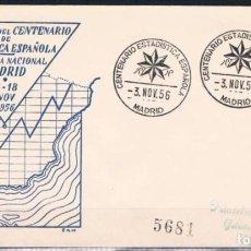 Sellos: 1956.- MADRID INTERIOR. Lote 81662452