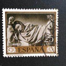 Francobolli: EDIFIL 1418. FRANCISCO DE ZURBARAN. 1962.. Lote 93376000