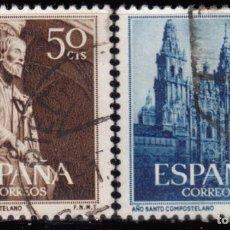 Sellos: 1954 EDIFIL Nº 1130 / 1131 . Lote 96554071