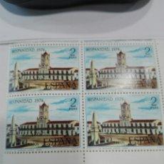 Sellos: SELLO ESPAÑA EDIFIL 2214. ARGENTINA. AÑO 1974. BLOQUE 2X2 .NUEVO. Lote 98497484